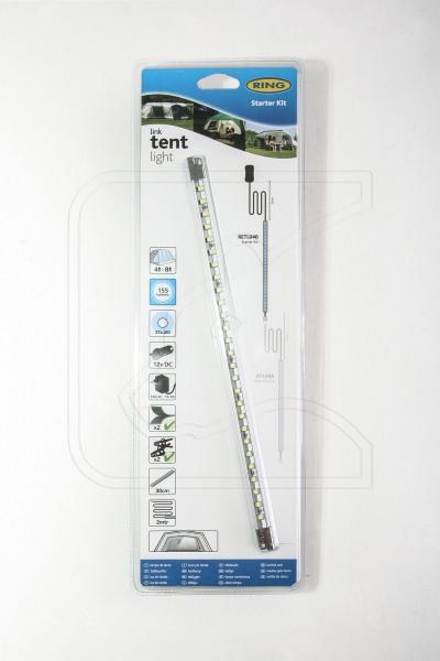 27 LED Tent Light Starter Kit, 155 lumens, length: 30cm