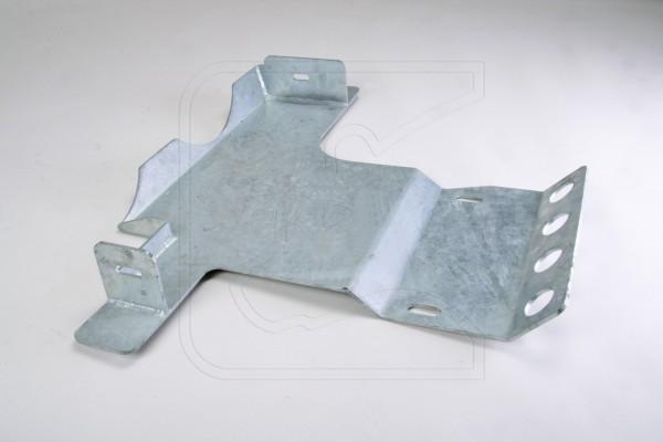 Getriebeschutzplatte, für Land Rover Defender Td5, Stahl verzinkt, 4mm