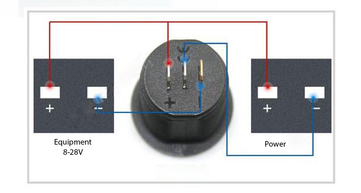 Schaltplan-Volt-Amperemeter-1