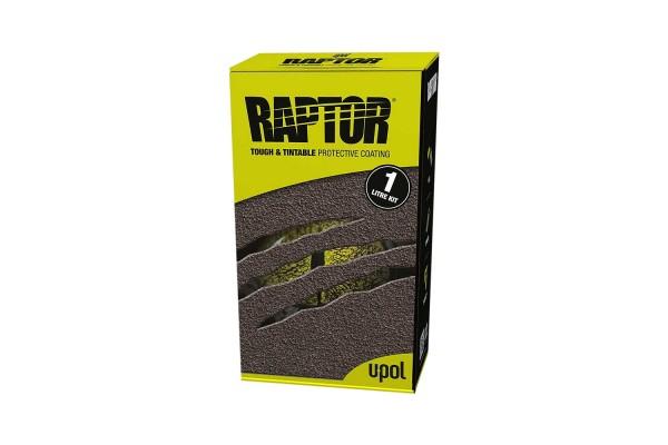 U-POL RAPTOR Beschichtung - 1 Bottle Kit, Beschichtung und Härter, färbbar
