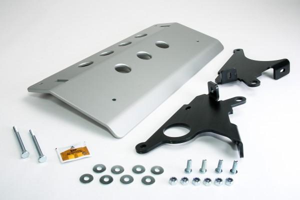 Unterfahrschutz Aluminium für Defender