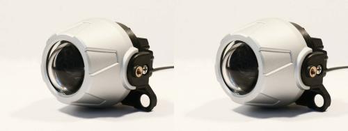 55mm Nolden LED Nebelscheinwerfer