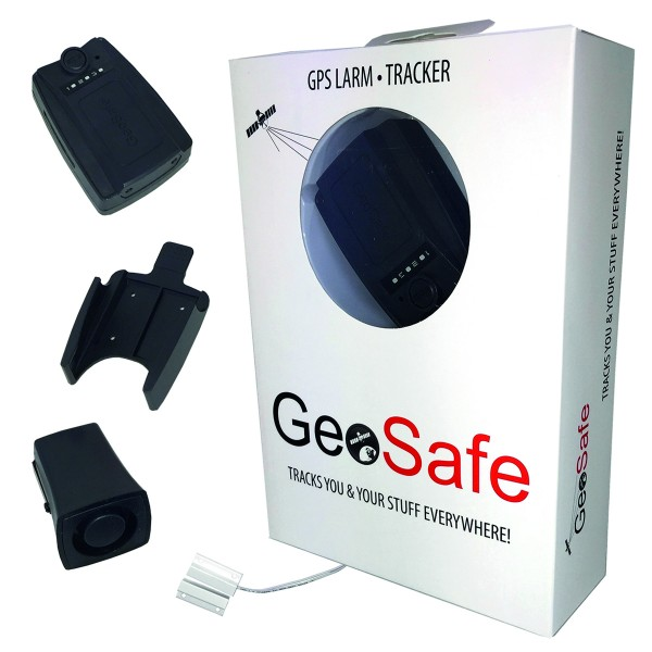 GeoSafe Alarm- und Verfolgungstracker
