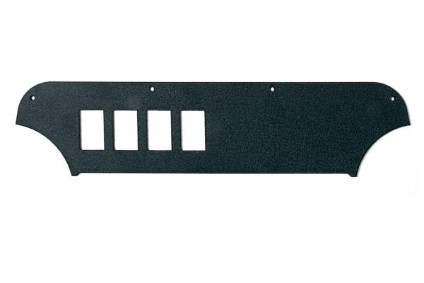 Frontplatte für Nakatanenga Instrumenten- und Schalterkonsole NACONTD4