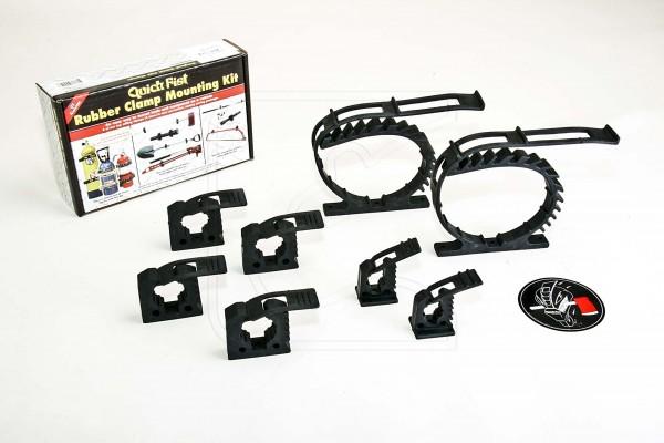 Quickfist Werkzeughalter Kit (8 Stück)