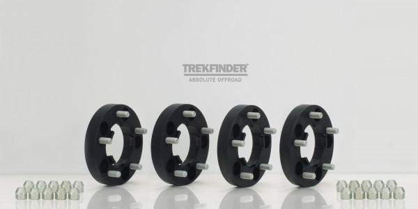 Wheel spacers Defender