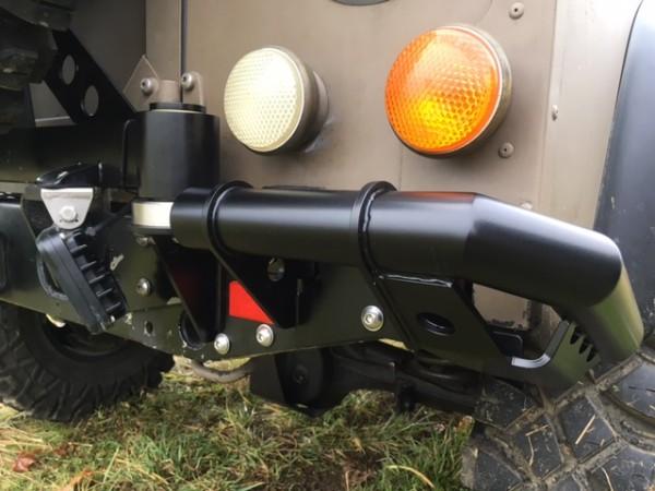 Nakatanenga Eckenschützer, Set, für Land Rover Defender 90/110