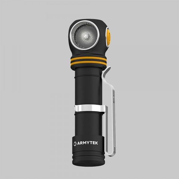 ARMYTEK ELF C2 MICRO USB, Flashlight, Headlamp, F05102C