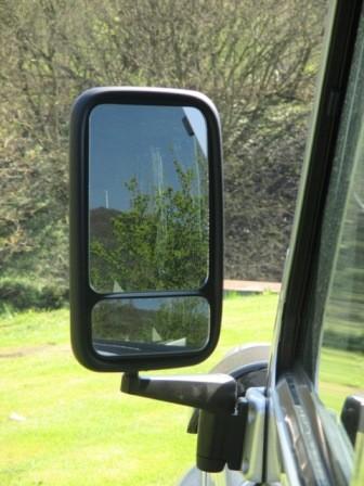 Blind Spot Mirror for Land Rover Defender