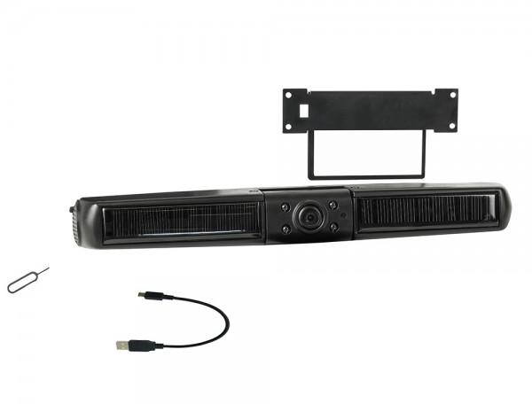 Zusatzkamera für digitales Solar Rückfahr-Kamerasystem