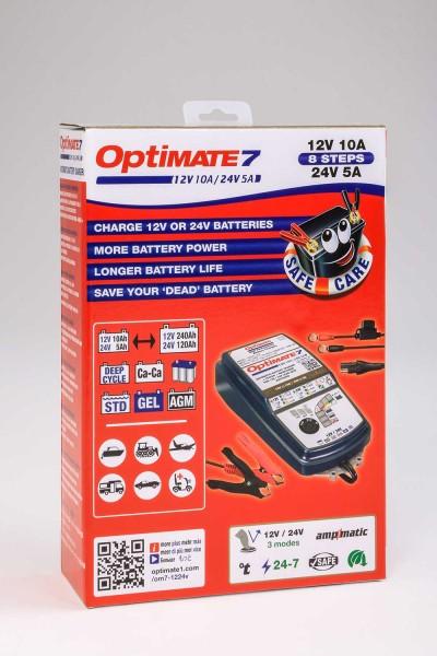 OPTIMATE 7 Batterieladegerät TM260
