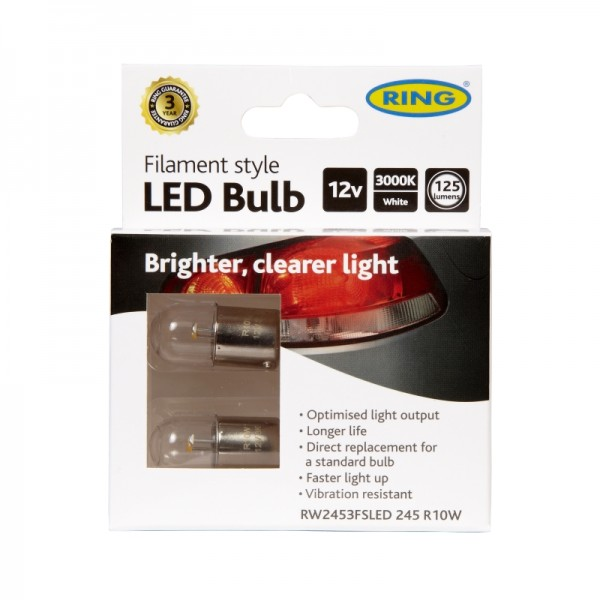LED Glühbirne, Filament style, RW2453