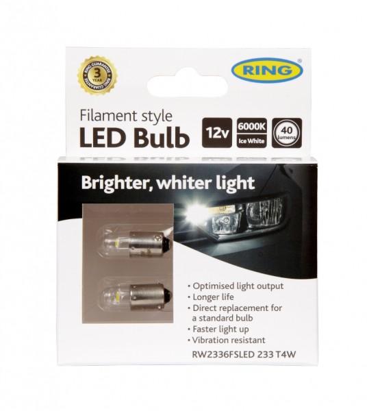 LED Glühbirne, Filament style, RW2336