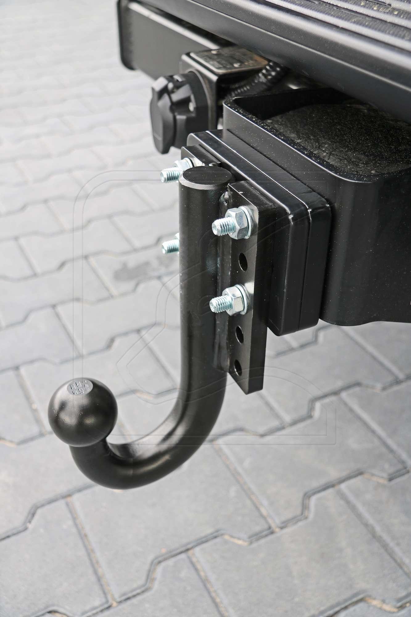 3,5 t Anschraubplatte Kugelkopf Anhängerkupplung Anhängebock Anhänger