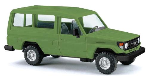 Toyota HZJ78 »Grün«