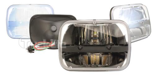"""Truck Lite 5x7"""" LED Hauptscheinwerfer"""
