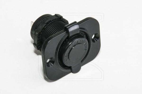 12V socket, waterproof, 15A