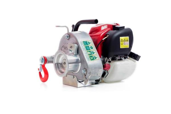 Zugwinde mit Benzinantrieb, GX35, PCW3000