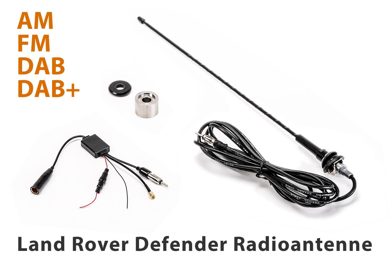 antenna for land rover defender
