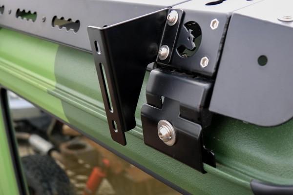 CargoBear awning holder for Jimny 2 roof rack CargoBear