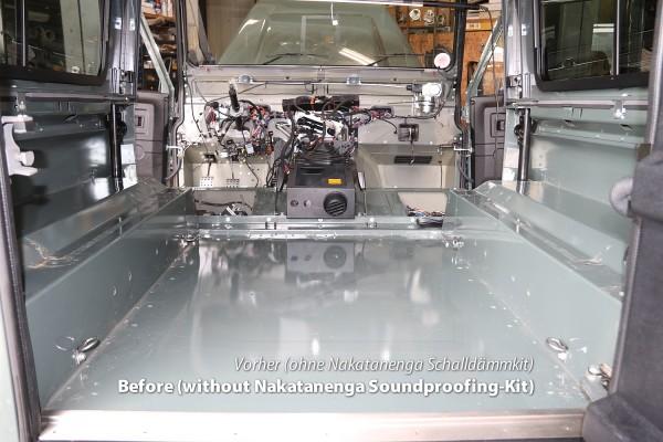 Nakatanenga Schalldämmkit für Land Rover Defender