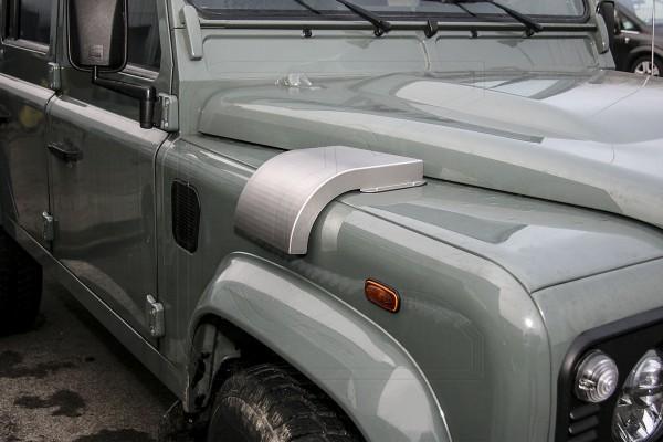 Nakatanenga Military Snow Cover - Edelstahl