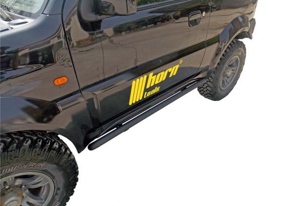 Rockslider für Suzuki Jimny FJ