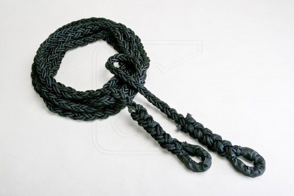 Black Mamba XL - dynamic KERR Recovery Rope 22.6t