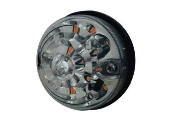LED Blinker Defender vorne weiß