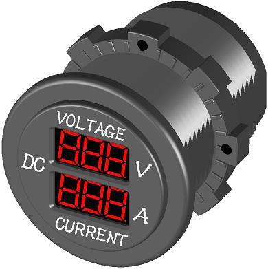 Voltmeter 12v Auto