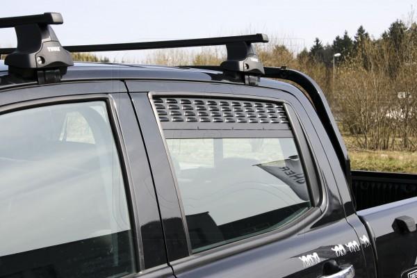 Nakatanenga Lüftungsbleche Seitenfenster - Ford Ranger (ab 2012)