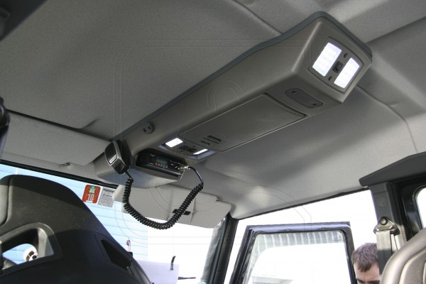 ARB Overhead Console for Land Rover Defender 90/110/130 (from 2002)