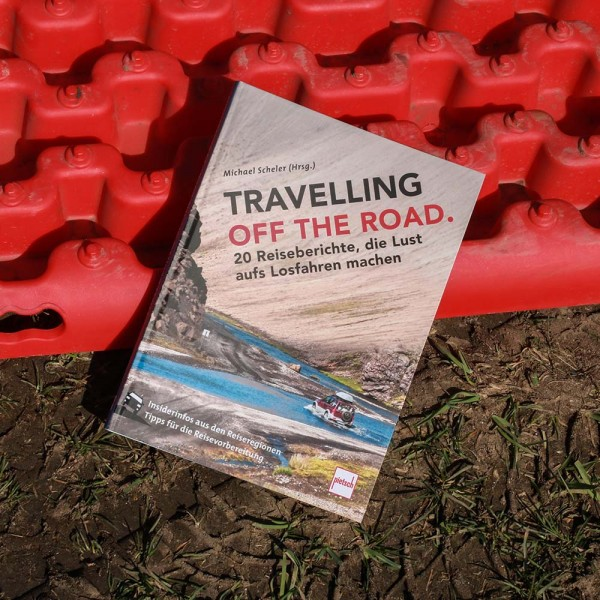 Travelling off the Road, ISBN:978-3-613-50914-6
