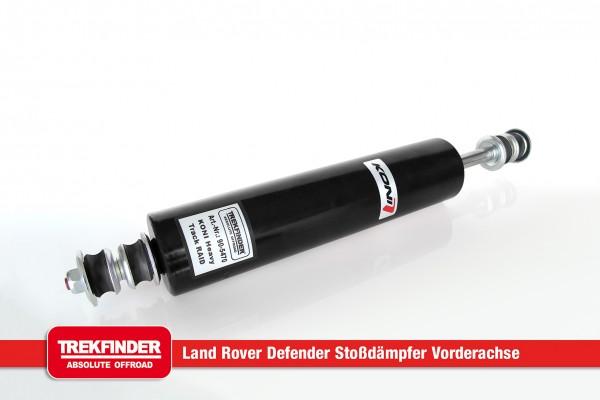 TREKFINDER Damper for LANDROVER Defender 90 / 110 / 130 by KONI RAID - Front Axle