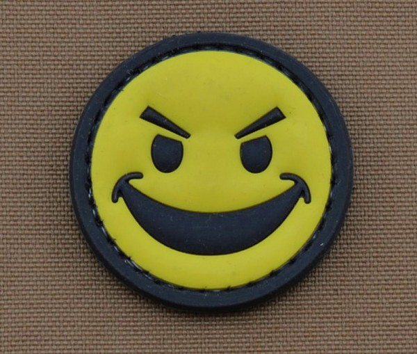 Morale Patch - SMILEY