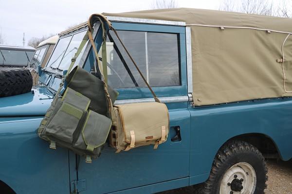 "Nakatanenga Tactical Messenger Tasche / Bag ""Moderne & Tradition"""