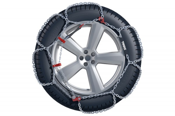 Snow chains 4wd