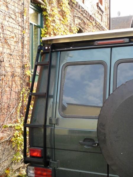 Rear ladder for Mercedes G