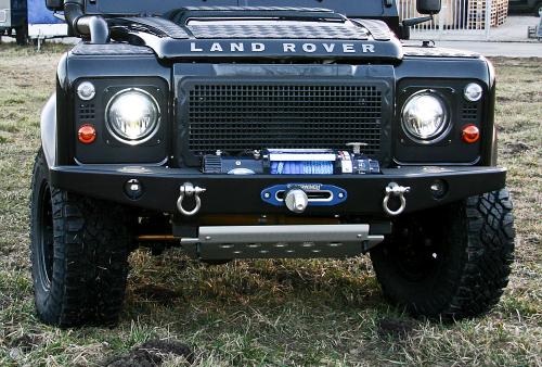 Nakatanenga Windenstoßstange 2 für Land Rover Defender