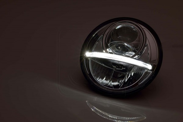 NOLDEN 7-Zoll Generation 2 Bi-LED Reflektor-Hauptscheinwerfer, einzeln
