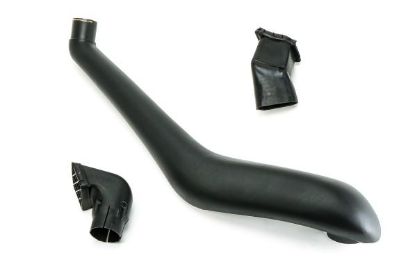 Schnorchel / erhöhte Luftansaugungen für diverse Fahrzeuge in schwarz