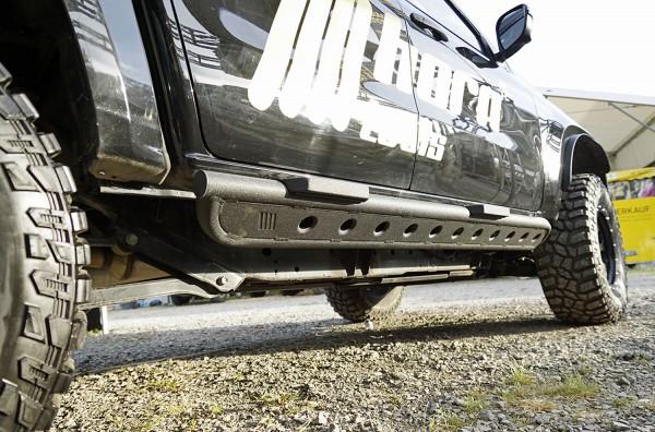 Fiat Fullback Rockslider