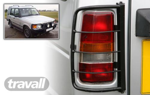 Metall-Lampenschutzgitter passend für DISCOVERY 1 (1989->98) Heck oben