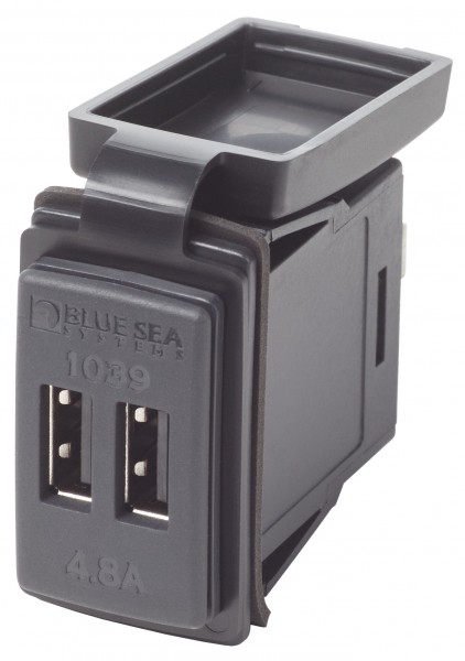 Carling dual USB