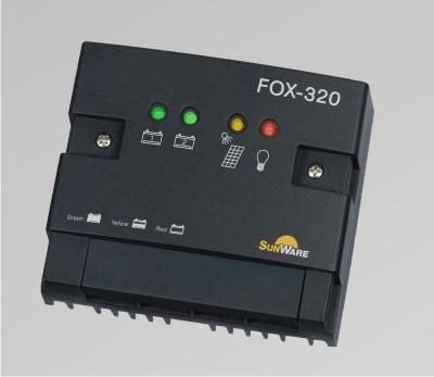 Laderegler FOX-320 für zwei getrennte Batteriesysteme