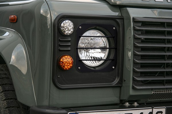 Nakatanenga Scheinwerferschutzgitter für Land Rover Defender