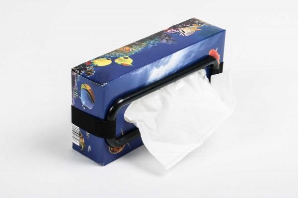 Halter für Taschentuchboxen
