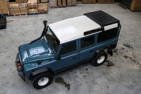 CargoBear 2.0 Systemdachträger für Land Rover Defender