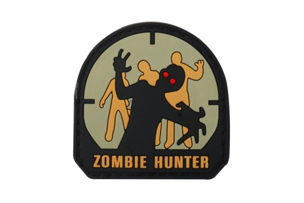 Morale Patch, Zombiehunter