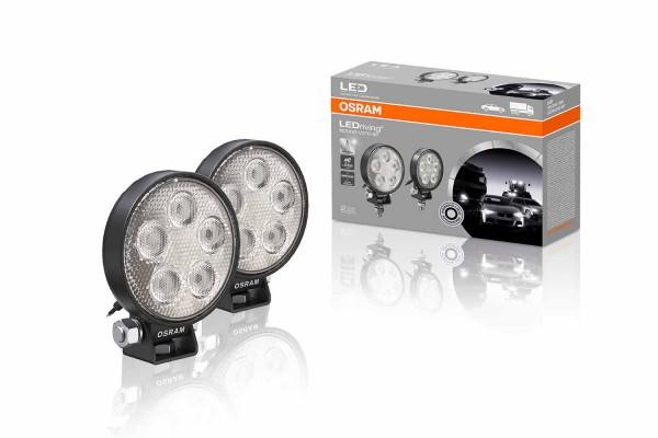 Osram LED WL rund VX70-SP Set, Arbeitsscheinwerfer